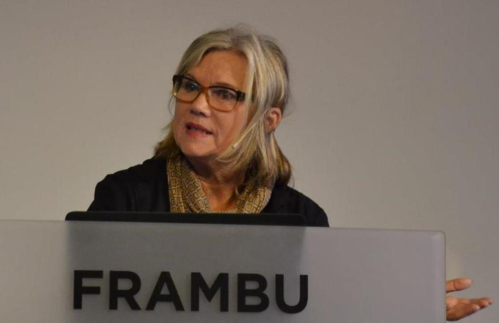 Anne Grethe Urnes