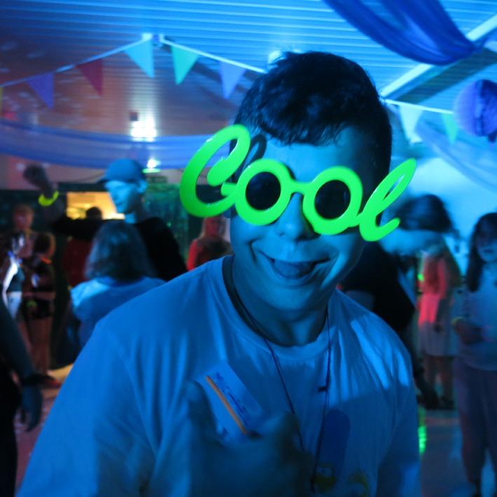 Kul på disco