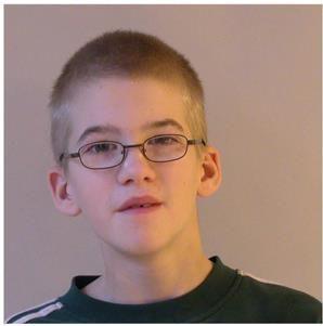 Gutt med Klinefelters syndrom