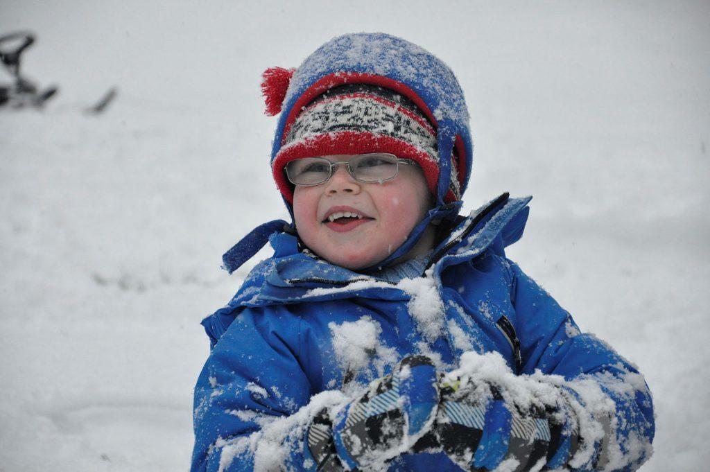 Gutt med NBIA-sykdom