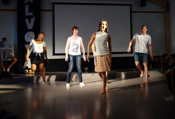 Danse-show