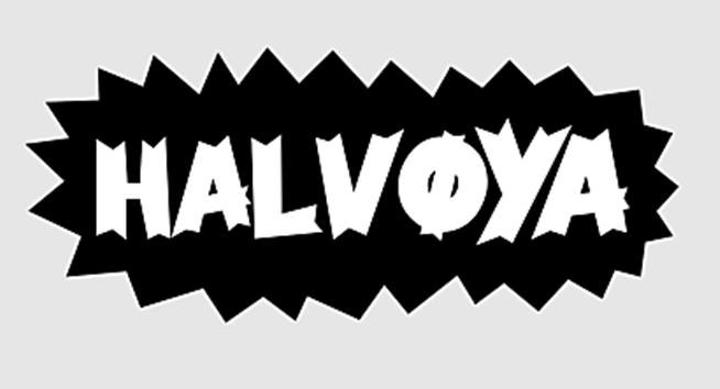 Halvøya logo