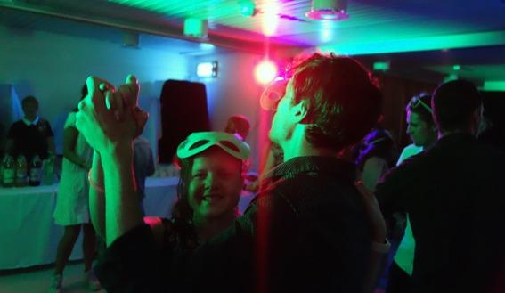 Dansing på disco