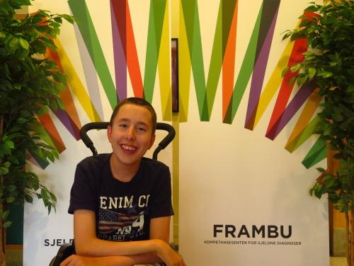 Frambu logo