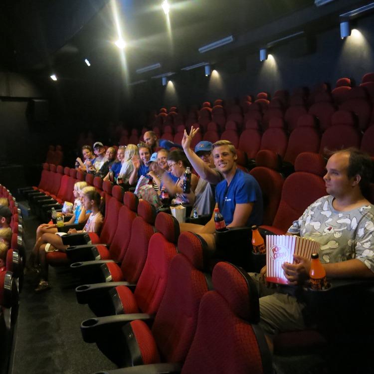 Gjengen på kino