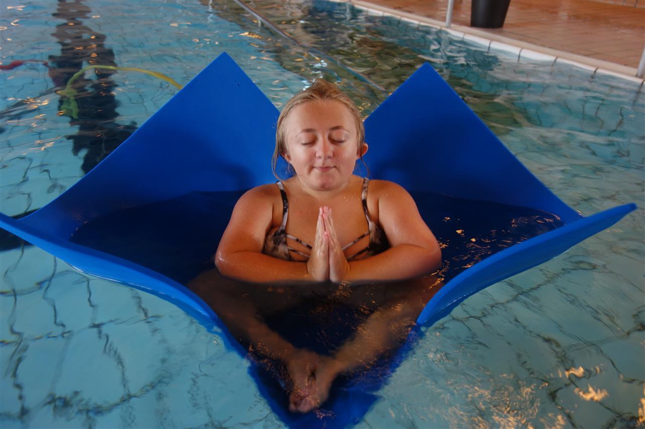 Meditasjon i vannet