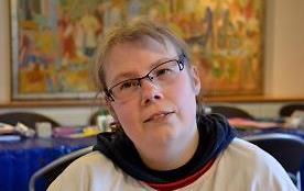 Ung dame med Prader-Willis syndrom