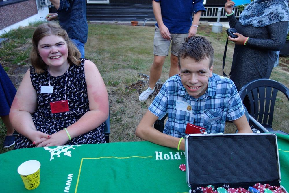 Poker ute