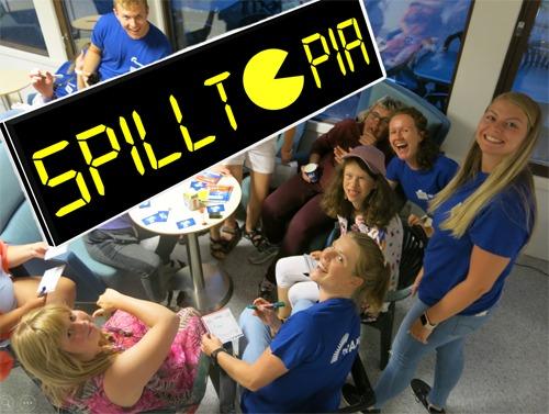 Spilltopia