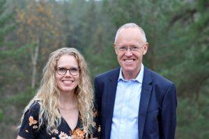 Marianne Nordstrøm og Svein Olav Kolset