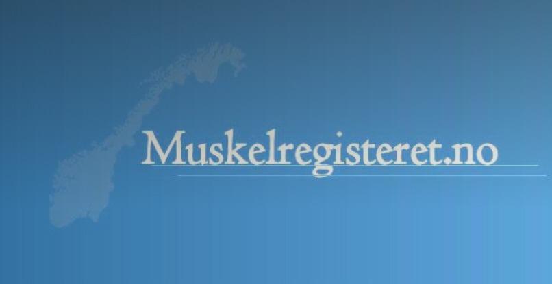 Muskelregisterets logo