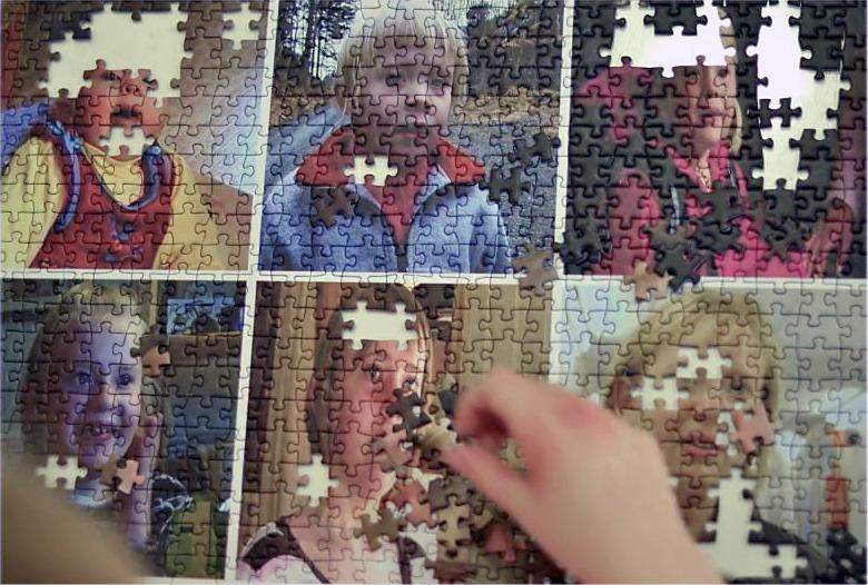 """Bilde fra dokumentarfilmen """"Gåten Christina"""""""