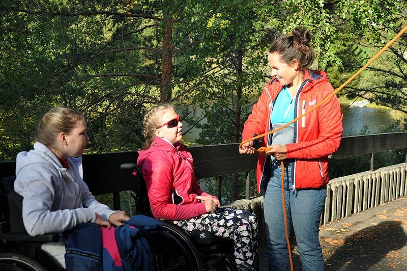 Frambu: Jobber du med barn og unge med sjeldne diagnoser som medfører økende fysisk funksjonstap?