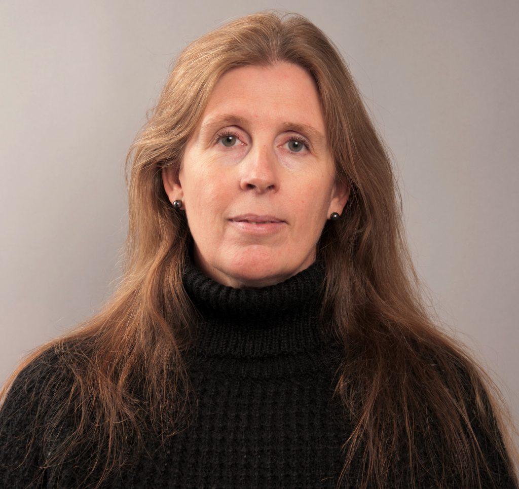 Portrettbilde av Mona K. Haug